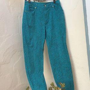 Vintage Dana Buchman Straight Leg Pants 10